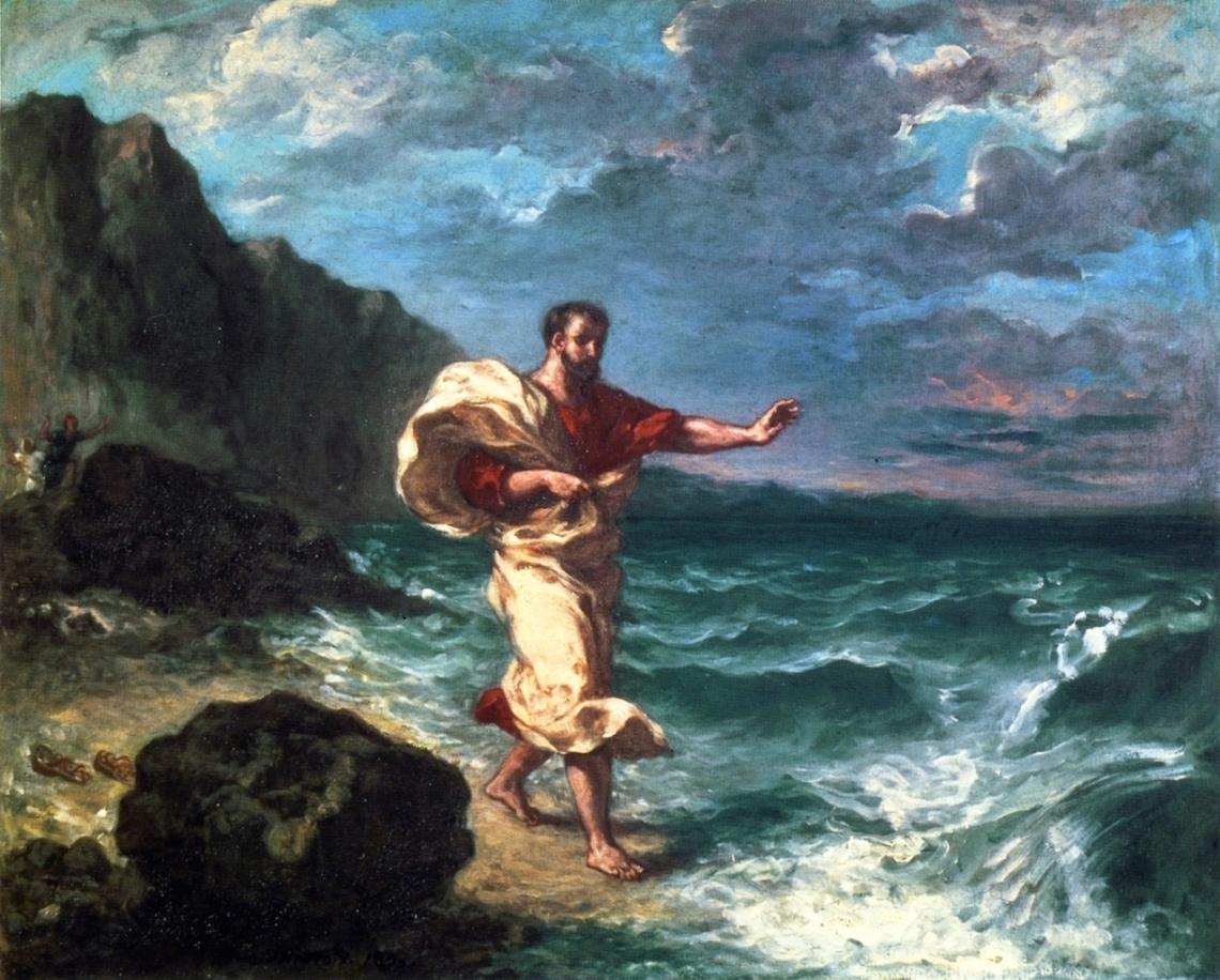 Eugène Delacroix - http://artsviewer.com/
